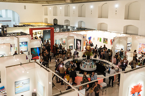 Vernissage Fair For Art 2018 149 von 159