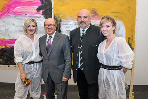 Vernissage Fair For Art 2018 2 von 3